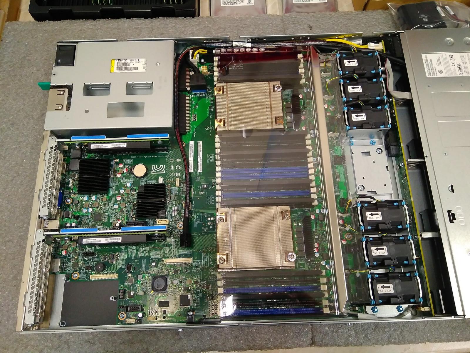 Покупка современного сервера Intel c NVMe P4800X - 29