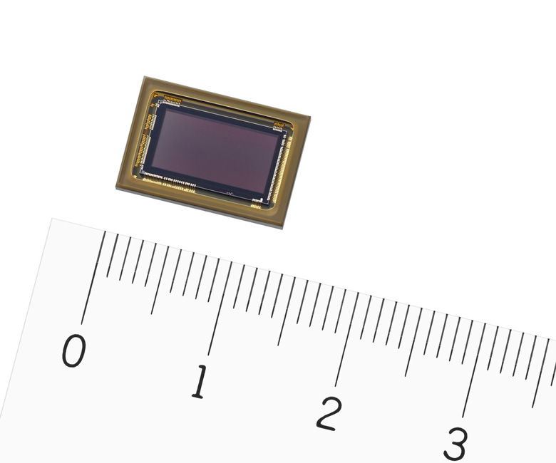 Разрешение датчика изображения Sony IMX324 — 7,42 Мп