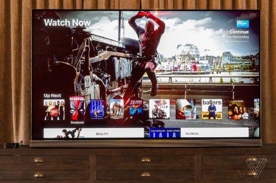 Apple не допустит наготы или насилия в своих телешоу