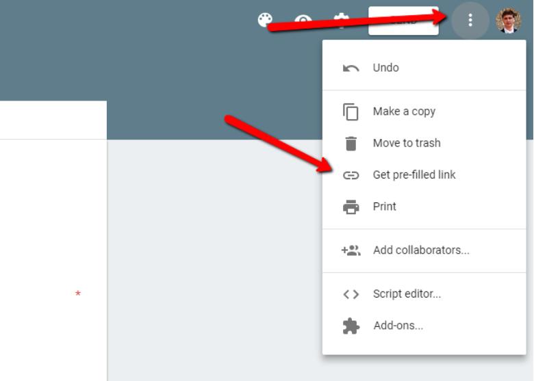 Google Forms: фиксируем событие отправки формы в Google Analytics - 3