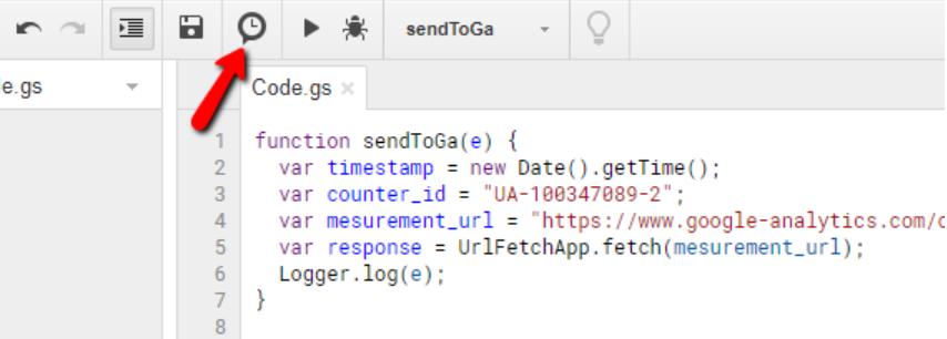 Google Forms: фиксируем событие отправки формы в Google Analytics - 6
