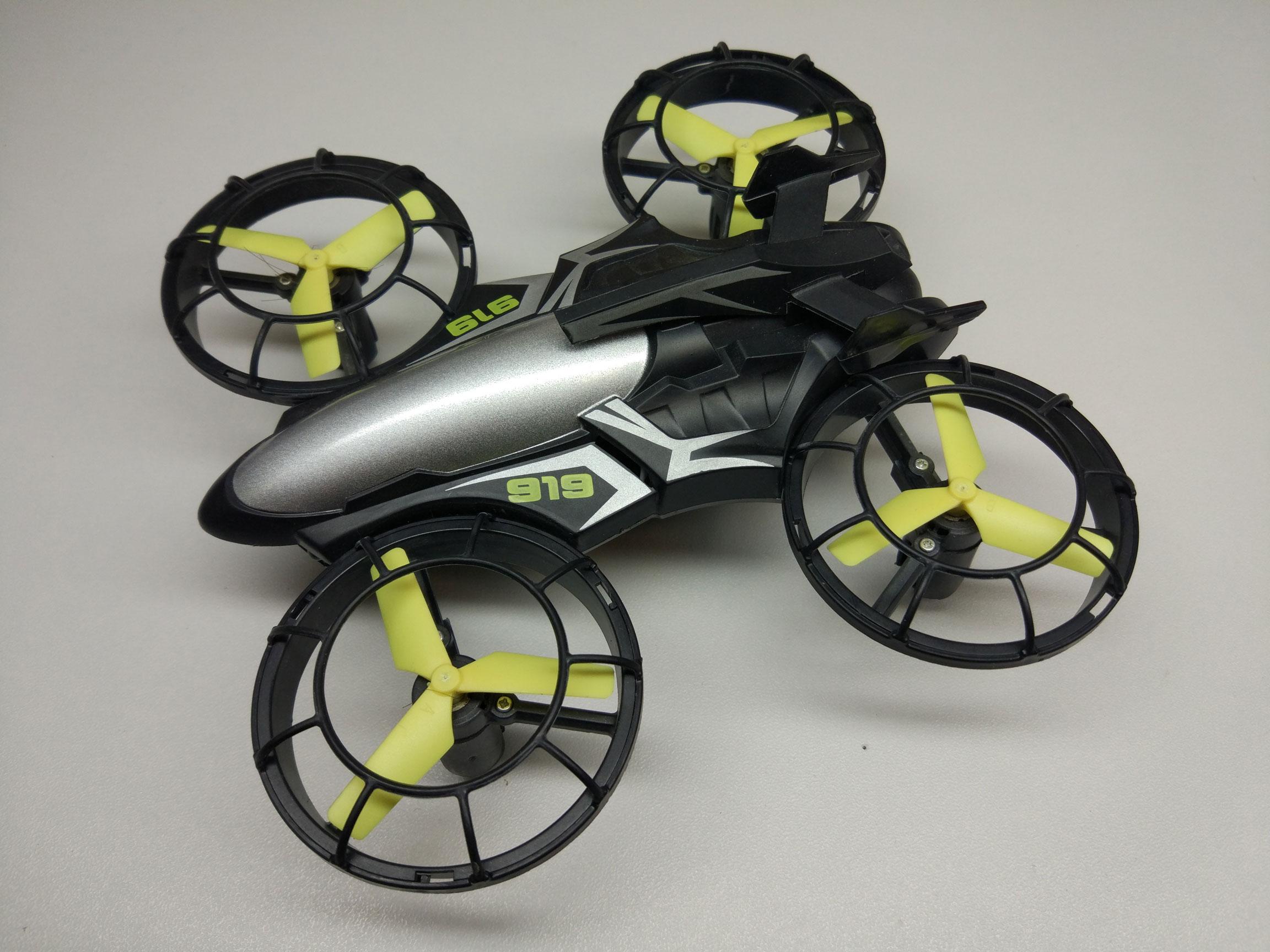 Reaper FY919. Квадрокоптер с FPV за $50 - 1