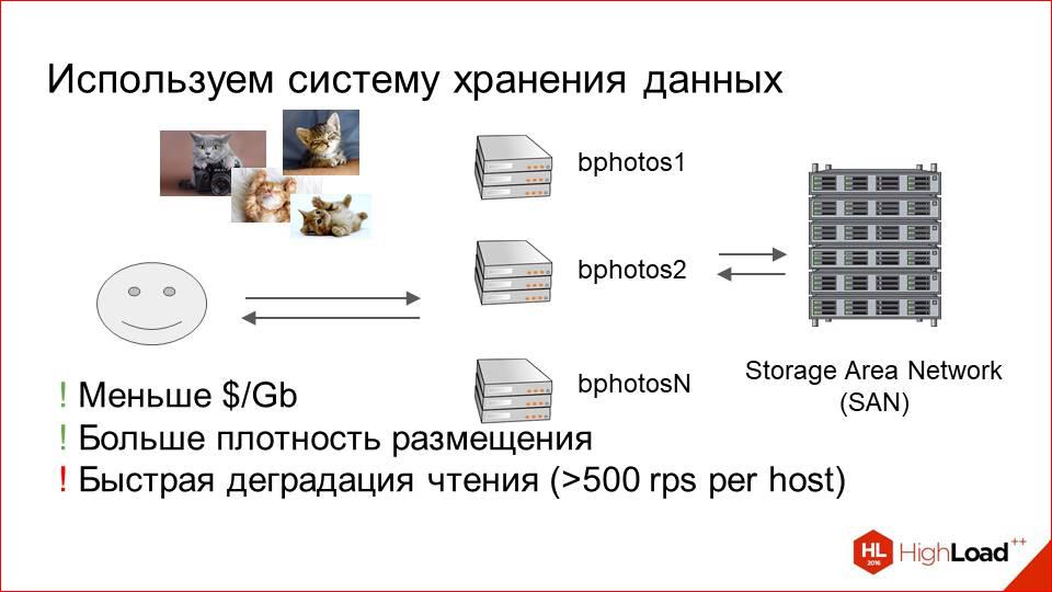 Архитектура хранения и отдачи фотографий в Badoo - 10