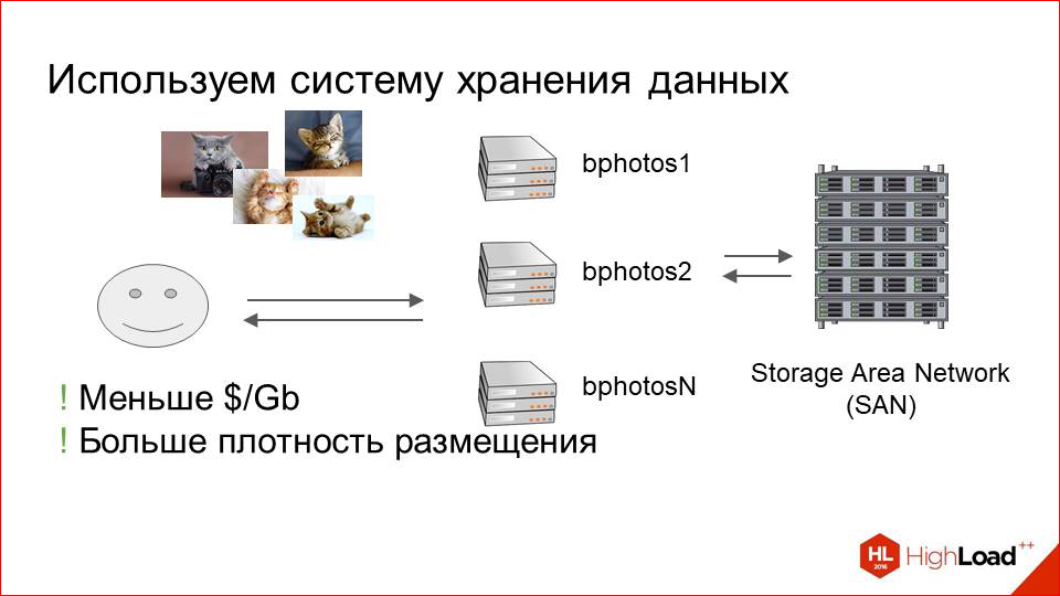 Архитектура хранения и отдачи фотографий в Badoo - 9