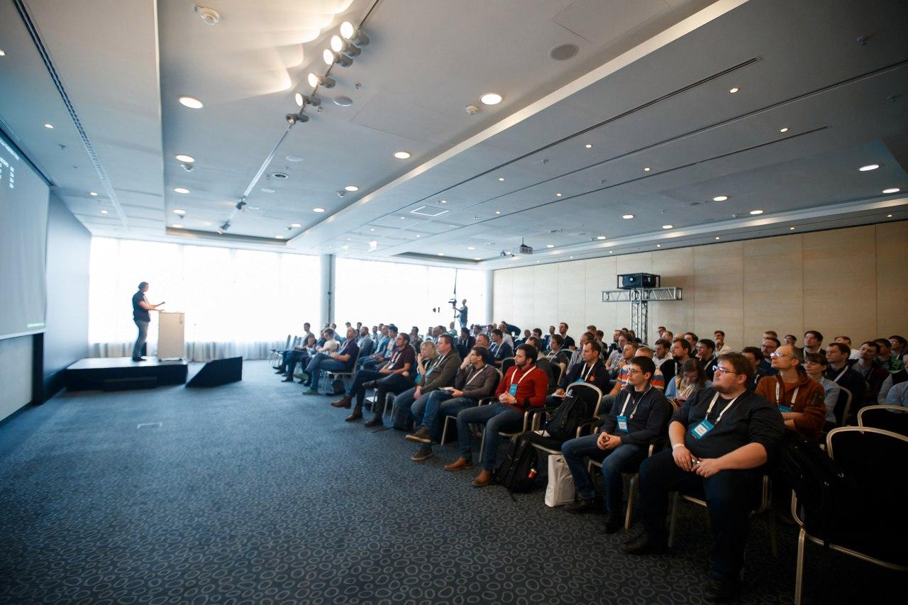 Первый деплой: как прошла конференция DevOops 2017 - 8
