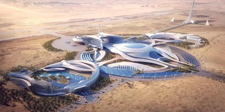 Virgin Galactic, The Spaceship Company и Virgin Orbit получат 1 млрд долларов от Саудовской Аравии