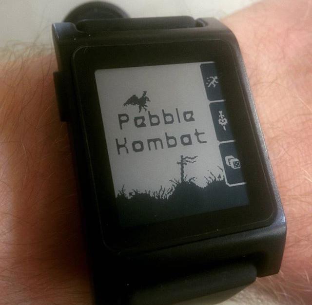 Pebble Kombat. История разработки игры для часов на Javascript - 1