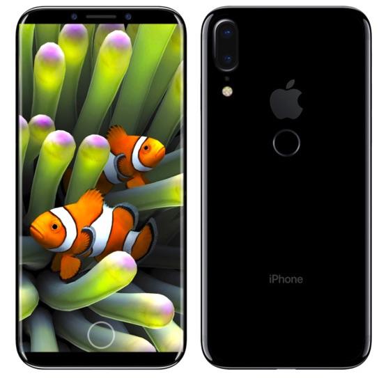 Apple: «Мы даже не пытались разместить сканер Touch ID в iPhone X»