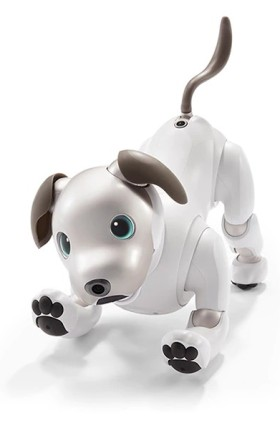 Sony возобновляет производство роботов-собак AIBO - 1