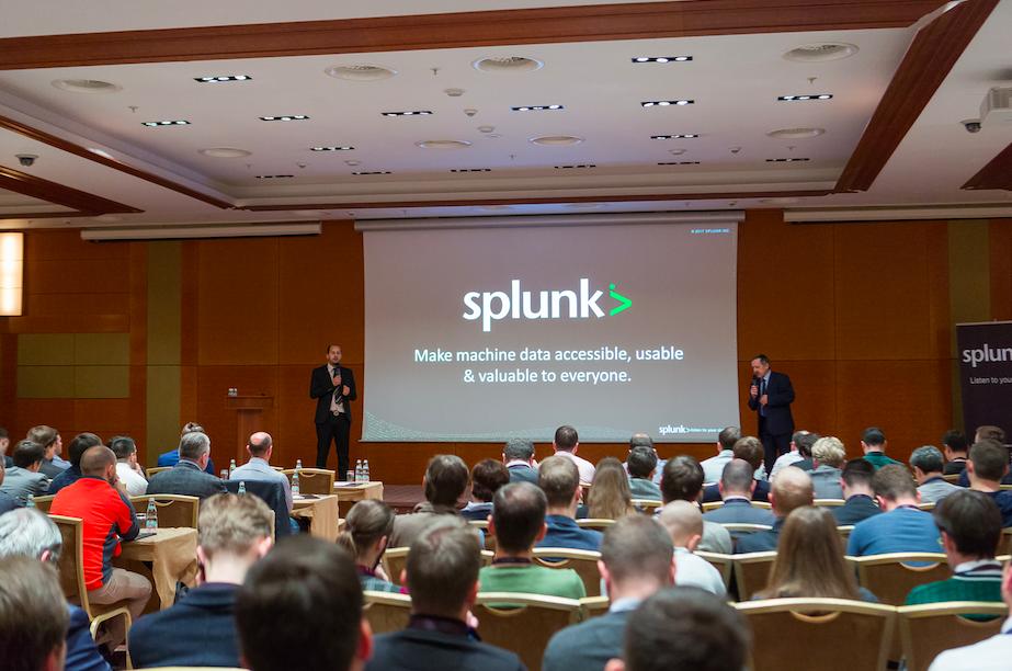Splunk Discovery Day 2017 в Москве. Как все прошло… - 7