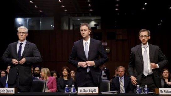 Адвокаты Facebook, Twitter и Google защищали себя от американсикх законодателей