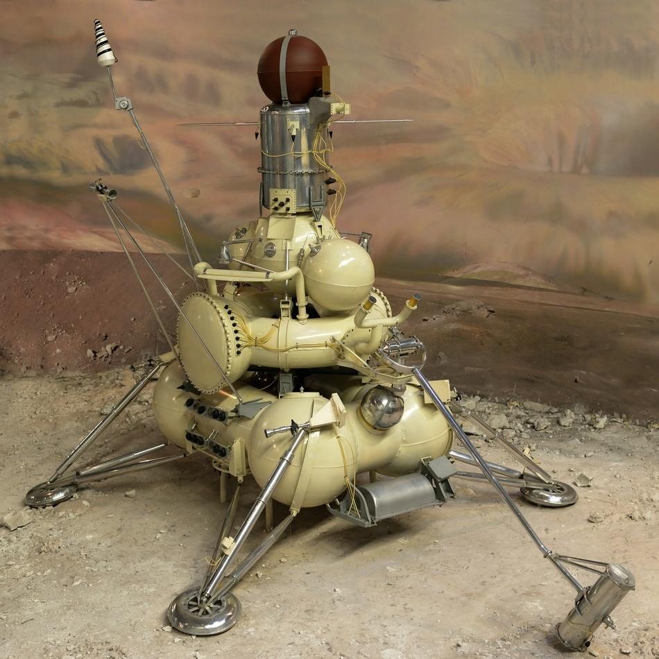 История исследования Луны автоматическими аппаратами — часть 1 - 23