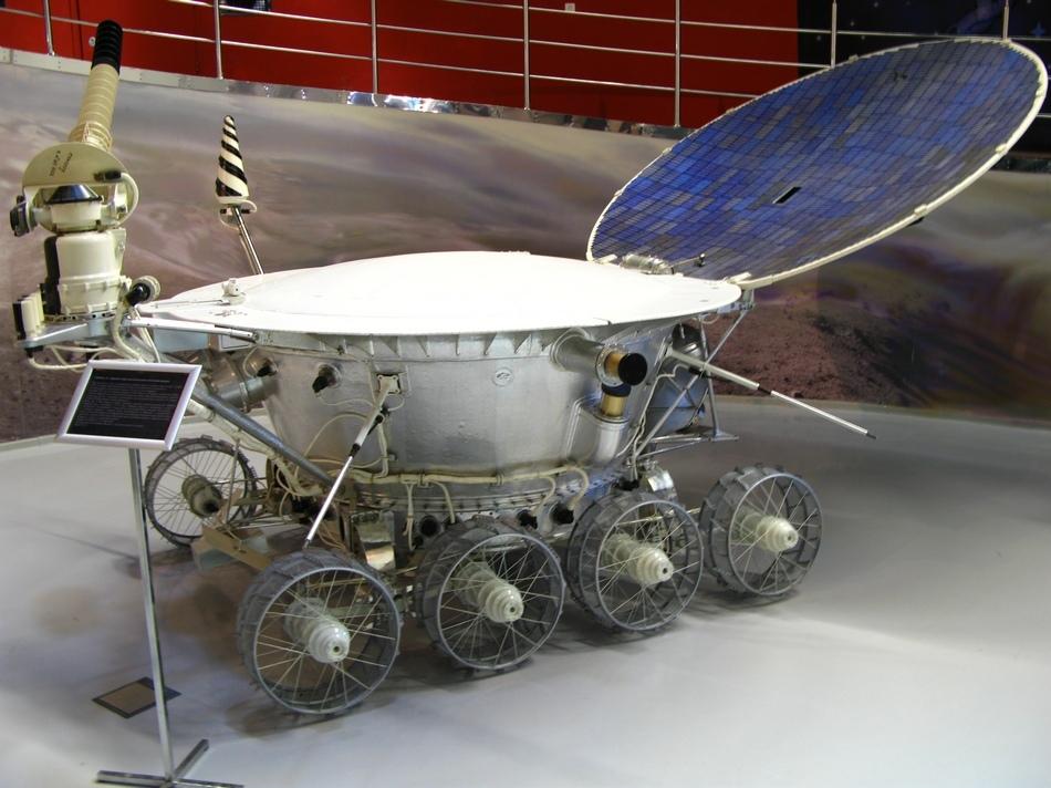 История исследования Луны автоматическими аппаратами — часть 1 - 24