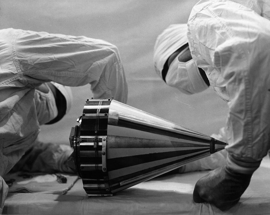 История исследования Луны автоматическими аппаратами — часть 1 - 4
