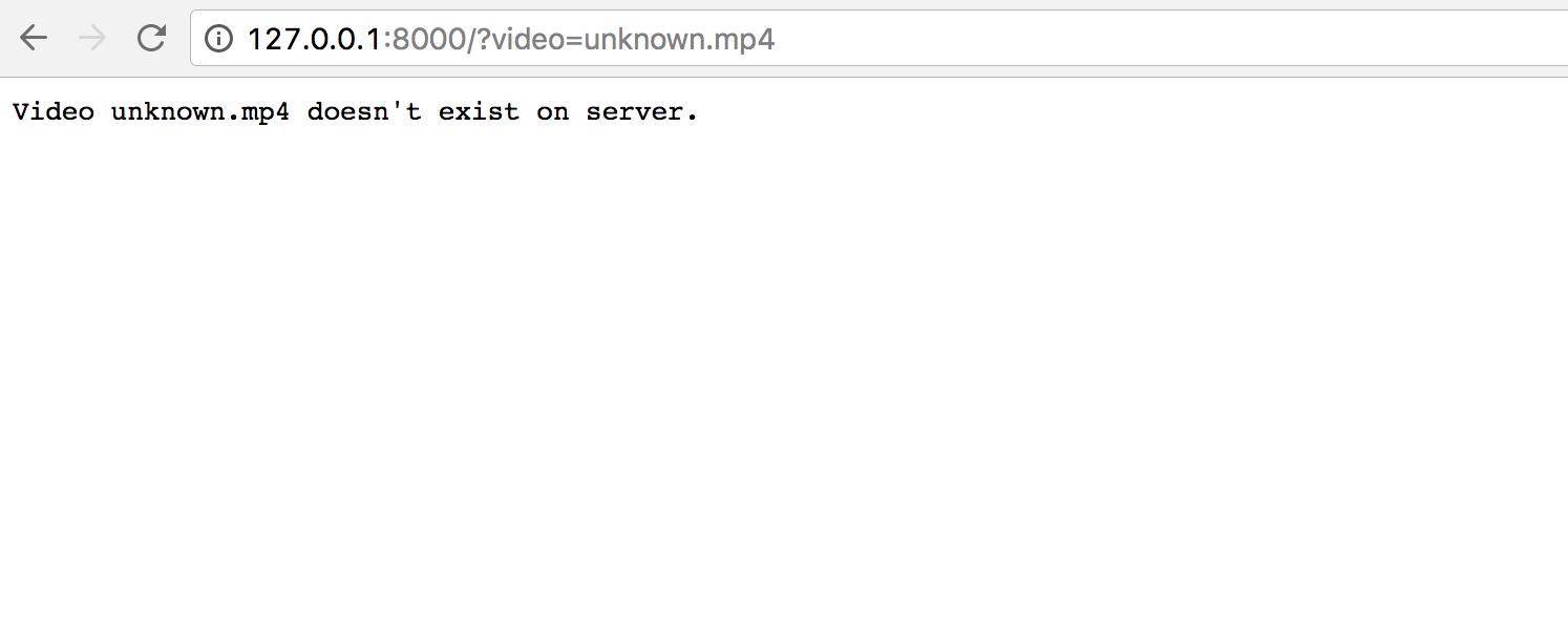 Создаем сервер для потокового видео: глава из книги по PHP от нашего разработчика - 6