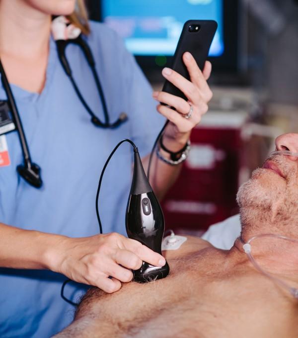 Ультразвуковые медицинские приборы становятся все более портативными и доступными - 2