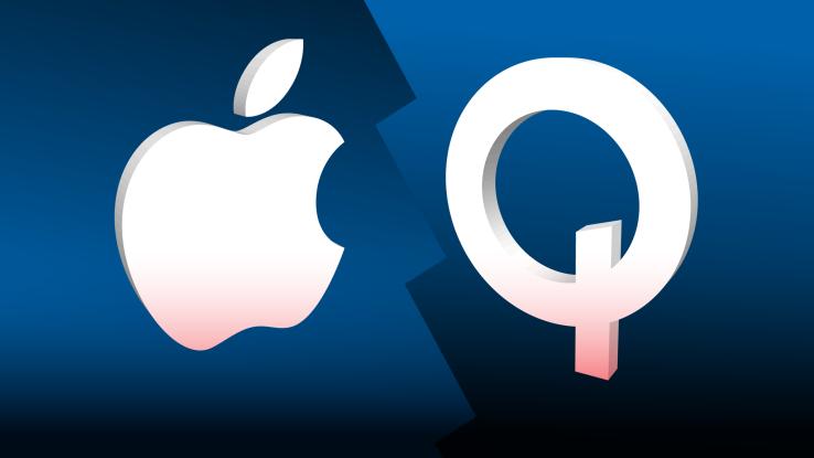 Qualcomm обвиняет Apple в нарушении контракта