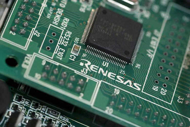 Renesas отчиталась за третий квартал 2017 года: за год продажи выросли на 28%