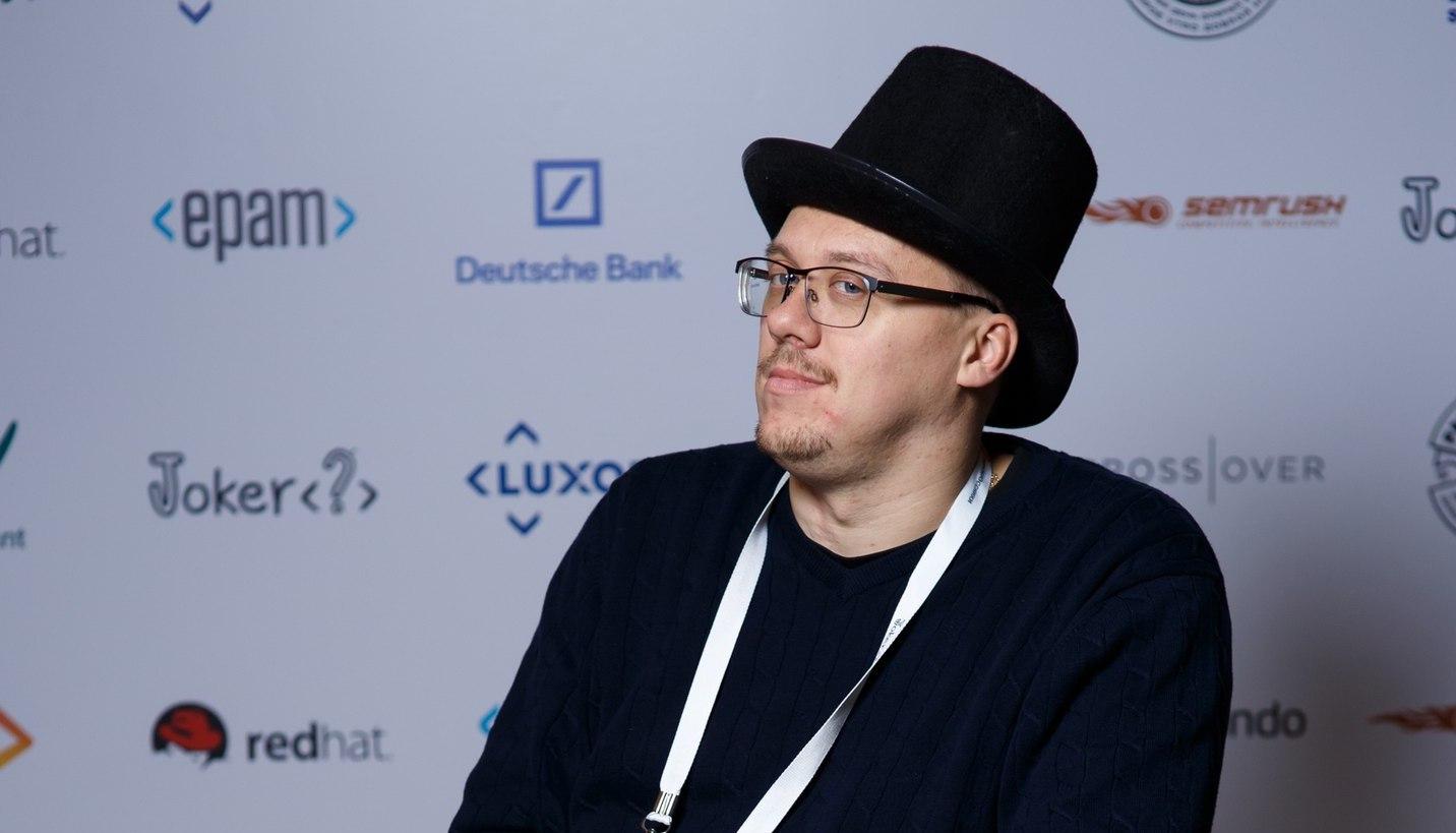 «В ЕЕ всегда есть альтернатива» — Дмитрий Александров (T-Systems) о Java EE - EE4J - 1