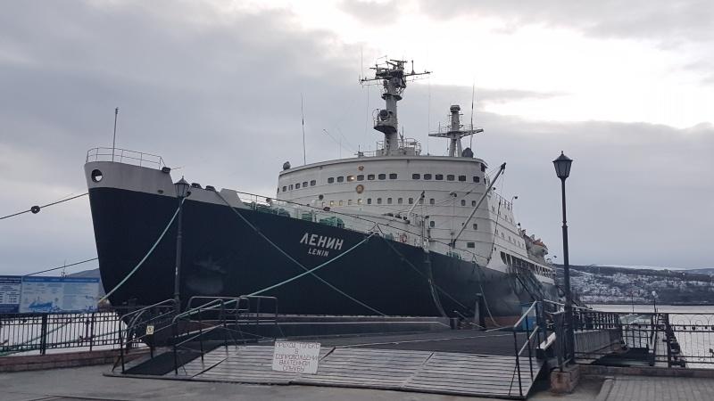 Экскурсия на атомный ледокол-музей «Ленин» - 1