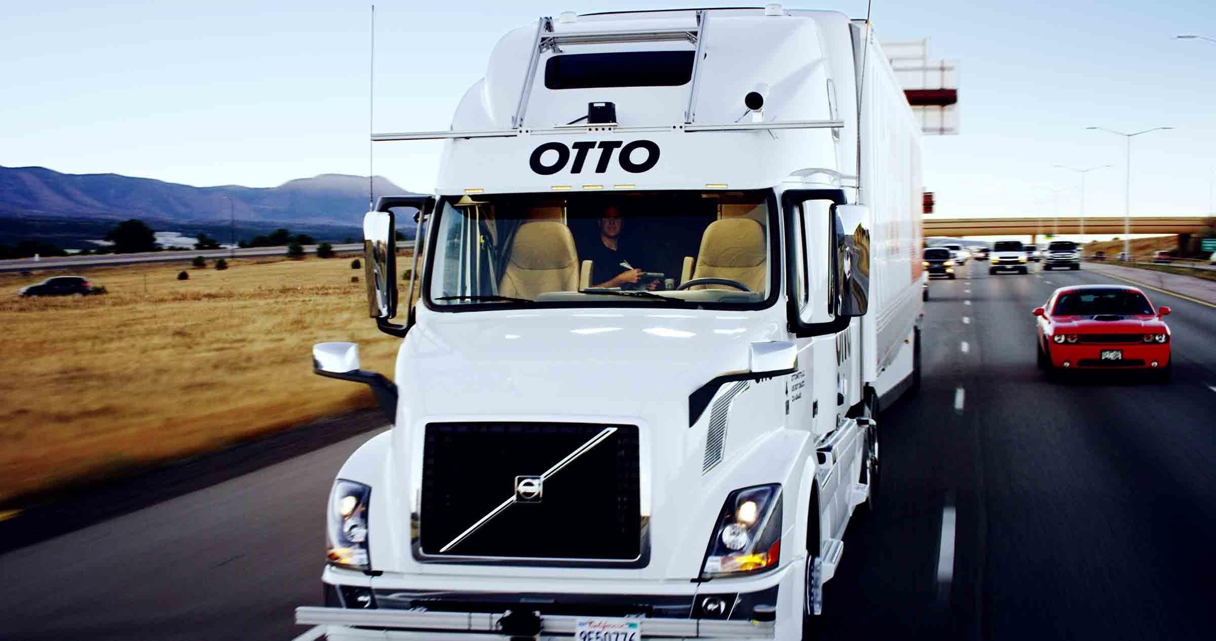Конкуренция за будущий рынок: кто сегодня разрабатывает автономные грузовики - 2