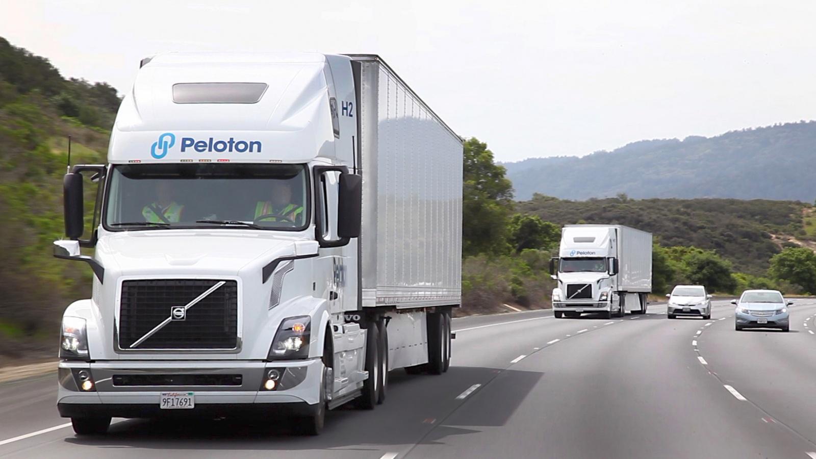 Конкуренция за будущий рынок: кто сегодня разрабатывает автономные грузовики - 6