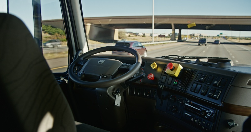 Конкуренция за будущий рынок: кто сегодня разрабатывает автономные грузовики - 1