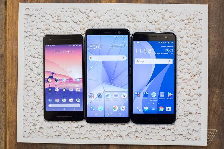 HTC U11+ — это потенциальный Pixel 2 XL под именем Muskie