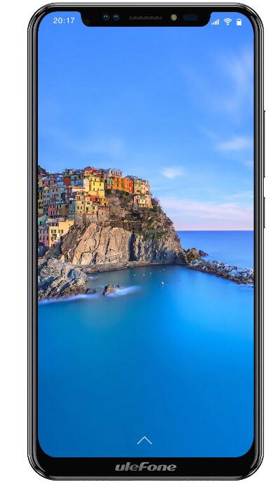 Следом за Umidigi клон iPhone X представила компания Ulefone