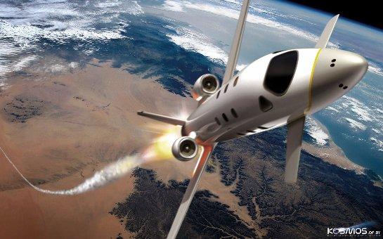 Миллиардер из Великобритании рассказал о намерении организовать ежедневные космические полеты