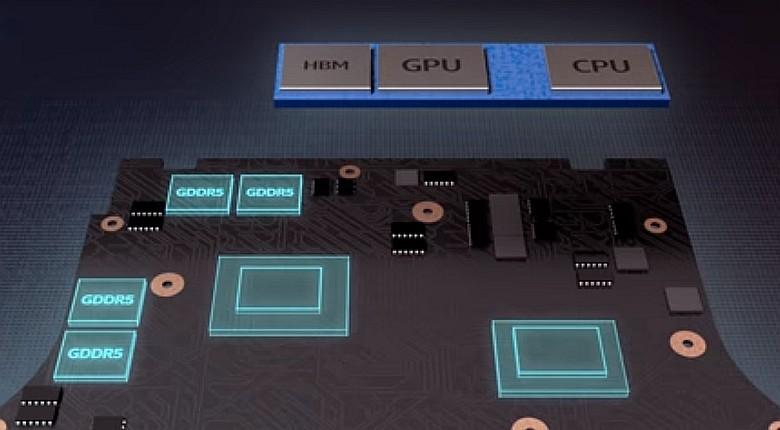 Intel взяла графику Radeon в свой мультичиповый модуль - 1