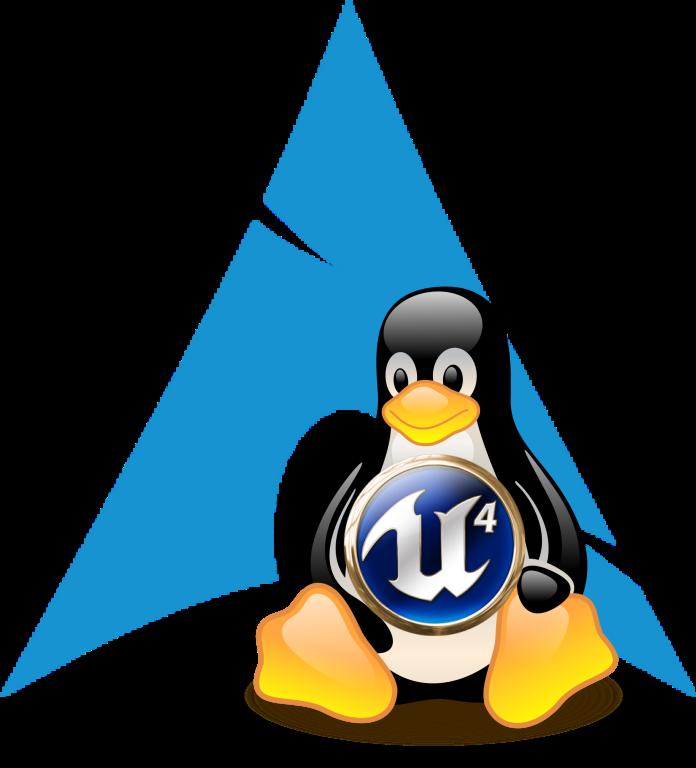 Unreal Engine: QuickStart в Qt Creator под Arch Linux - 1
