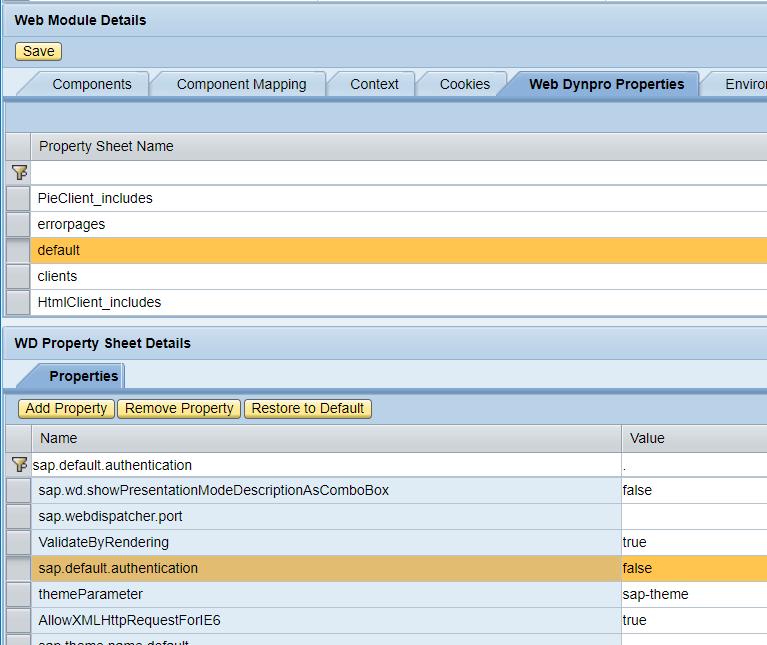 Настройка аутентификации в SAP Netweaver AS Java (Часть 1 из 3) - 12