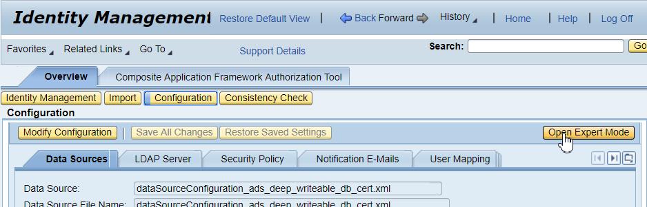 Настройка аутентификации в SAP Netweaver AS Java (Часть 1 из 3) - 7