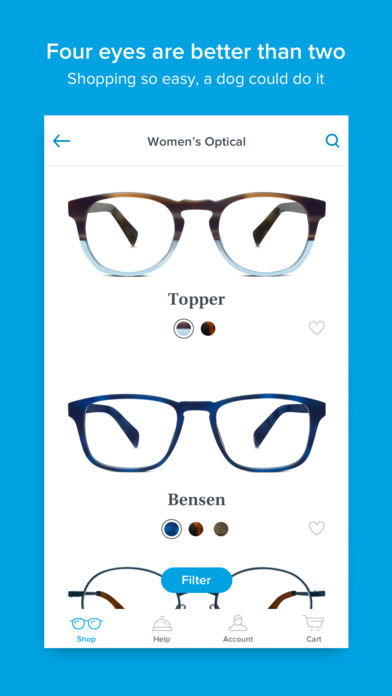 Warby Parker использует фронтальную камеру iPhone X, чтобы рекомендовать пользователям лучшие оправы для очков