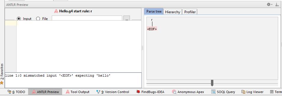 Пошаговое руководство работы с Antlr4 с Maven проектом для Java через Intellij Idea - 4