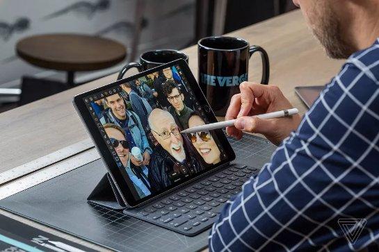 Apple запускает iPad с идентификатором лица