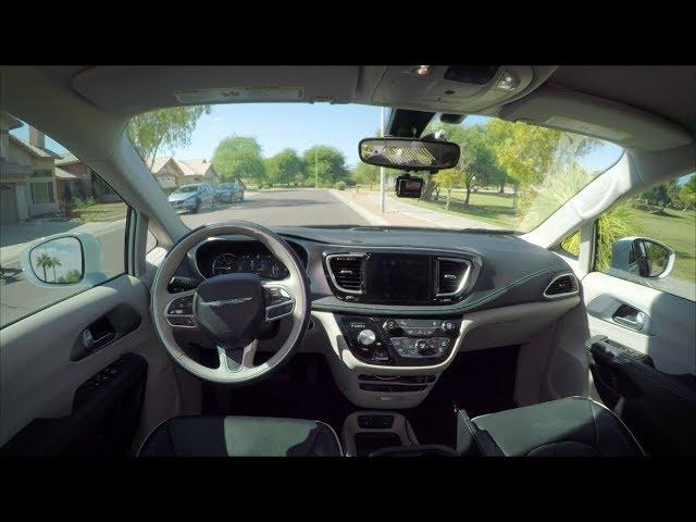 Waymo уже тестирует беспилотные авто 4 уровня