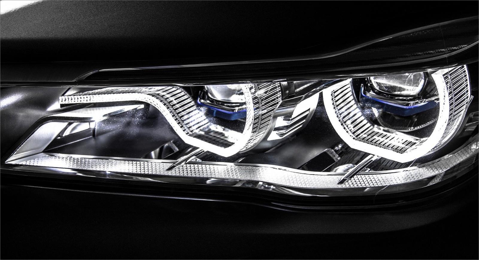Интересные фишки BMW 7 серии - 1