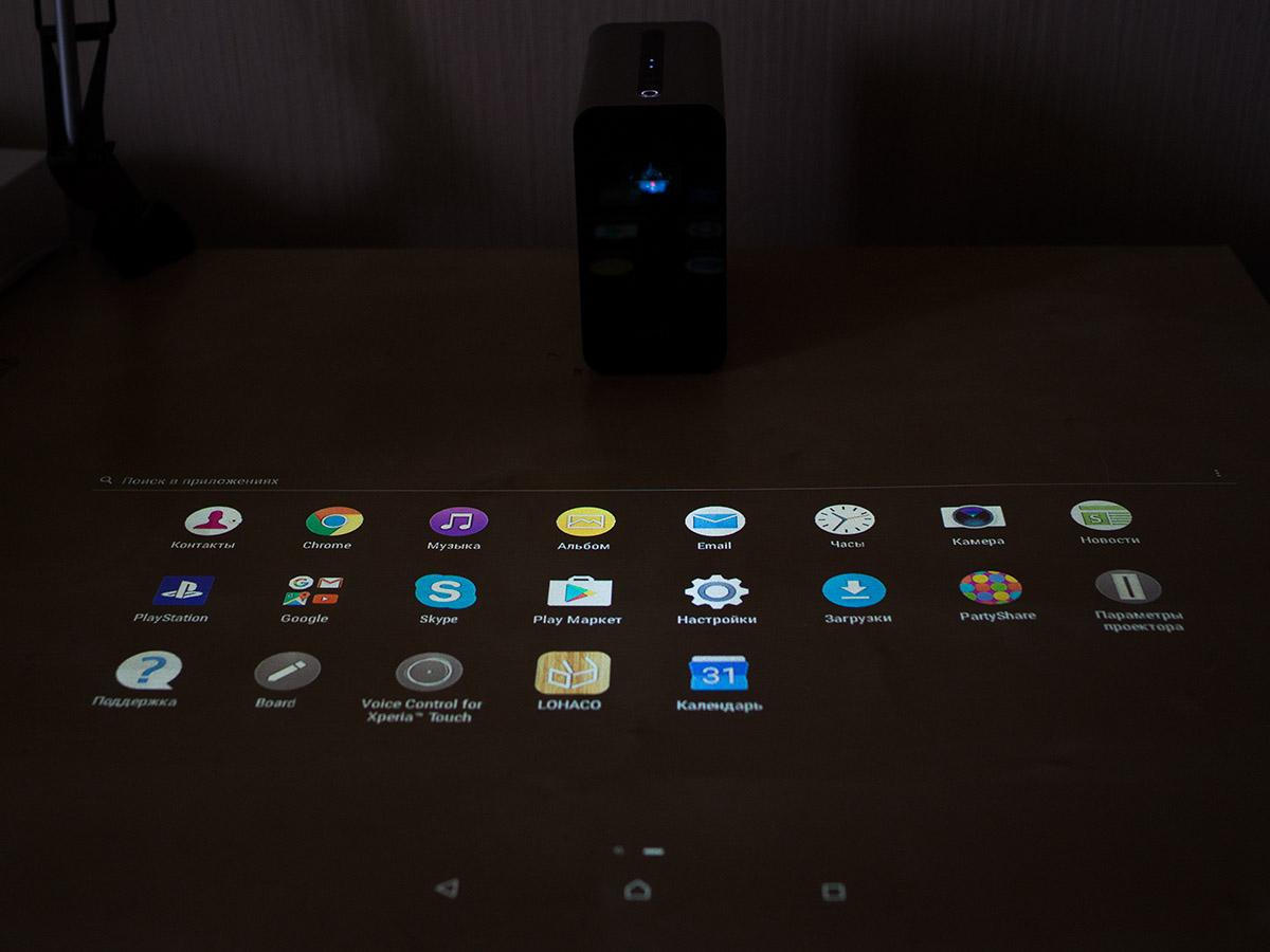 Потрогать будущее. Обзор возможностей Sony Xperia Touch - 2