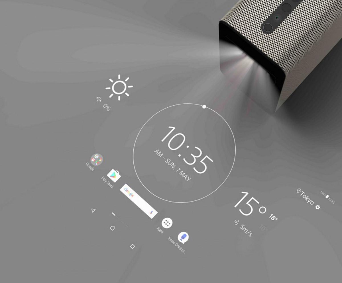 Потрогать будущее. Обзор возможностей Sony Xperia Touch - 1