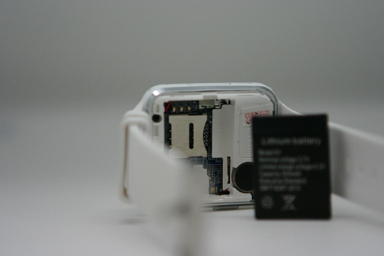 «Apple Watch» с Aliexpress. Неплохие часы с сим-картой - 2