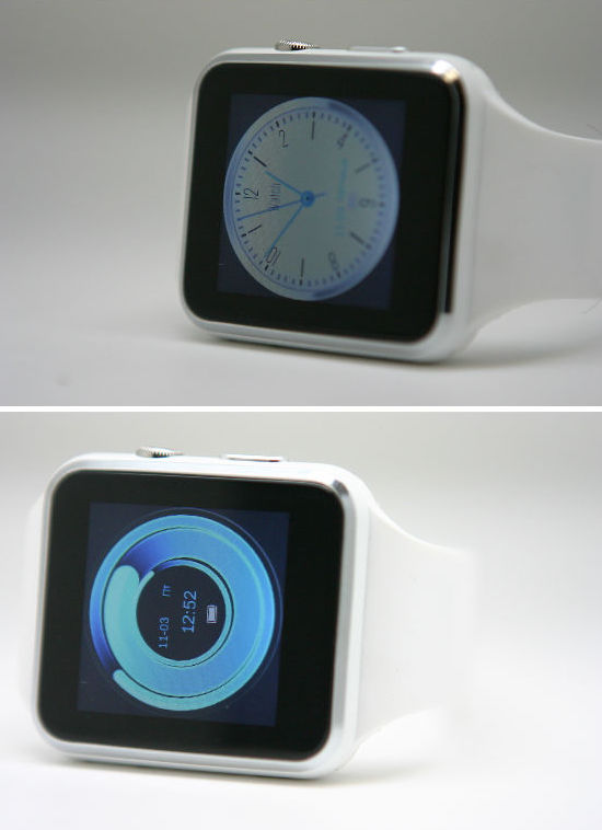 «Apple Watch» с Aliexpress. Неплохие часы с сим-картой - 5