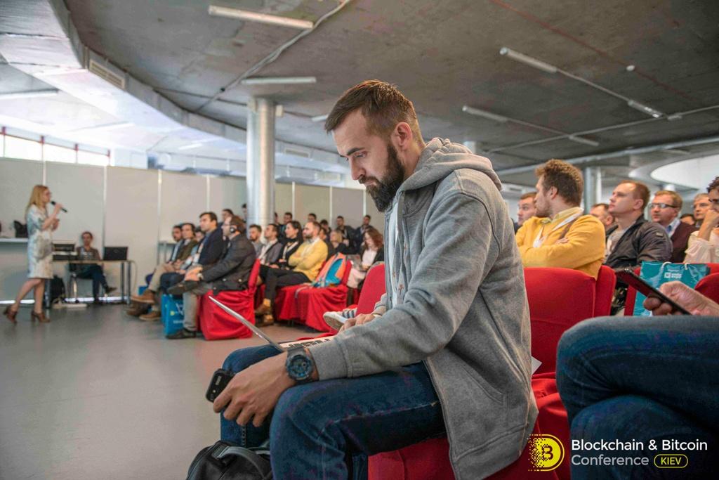 Биткоин vs банкинг, тренды криптоиндустрии и ICO-пузырь. О чем говорили на блокчейн-конференции в Киеве - 14