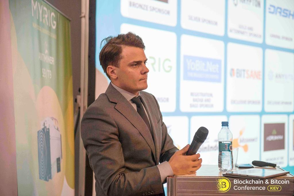 Биткоин vs банкинг, тренды криптоиндустрии и ICO-пузырь. О чем говорили на блокчейн-конференции в Киеве - 3