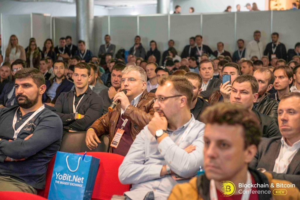 Биткоин vs банкинг, тренды криптоиндустрии и ICO-пузырь. О чем говорили на блокчейн-конференции в Киеве - 6