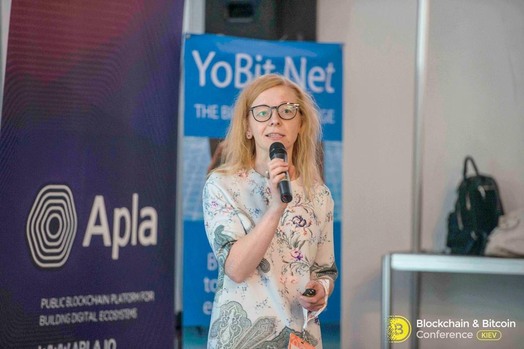 Биткоин vs банкинг, тренды криптоиндустрии и ICO-пузырь. О чем говорили на блокчейн-конференции в Киеве - 7