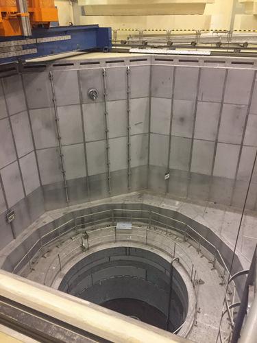 Самая безопасная АЭС в мире (визит на АЭС Zwentendorf) - 14