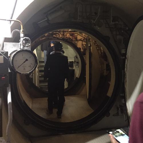 Самая безопасная АЭС в мире (визит на АЭС Zwentendorf) - 28