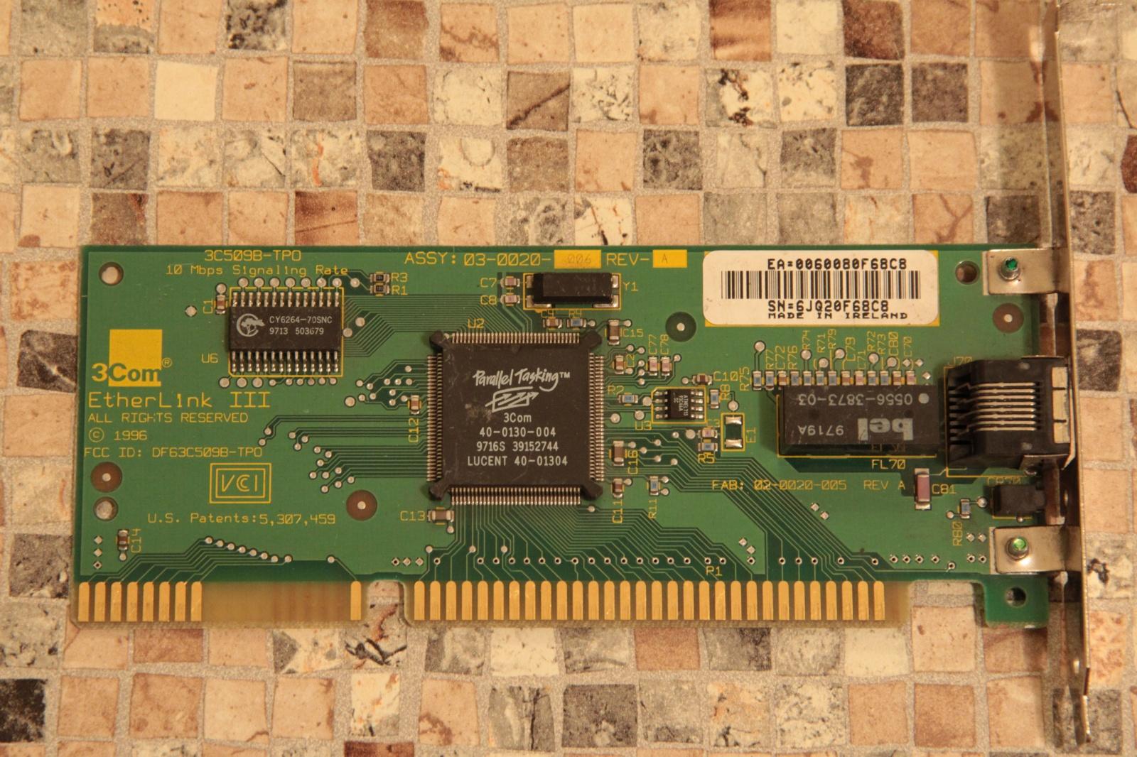 Самосборный компьютер на базе 486 - 10